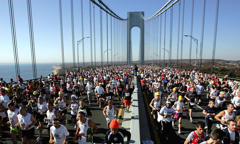 New York City Marathon Was Cancelled
