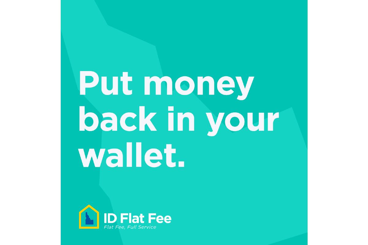 ID Flat Fee - Hunter of Homes
