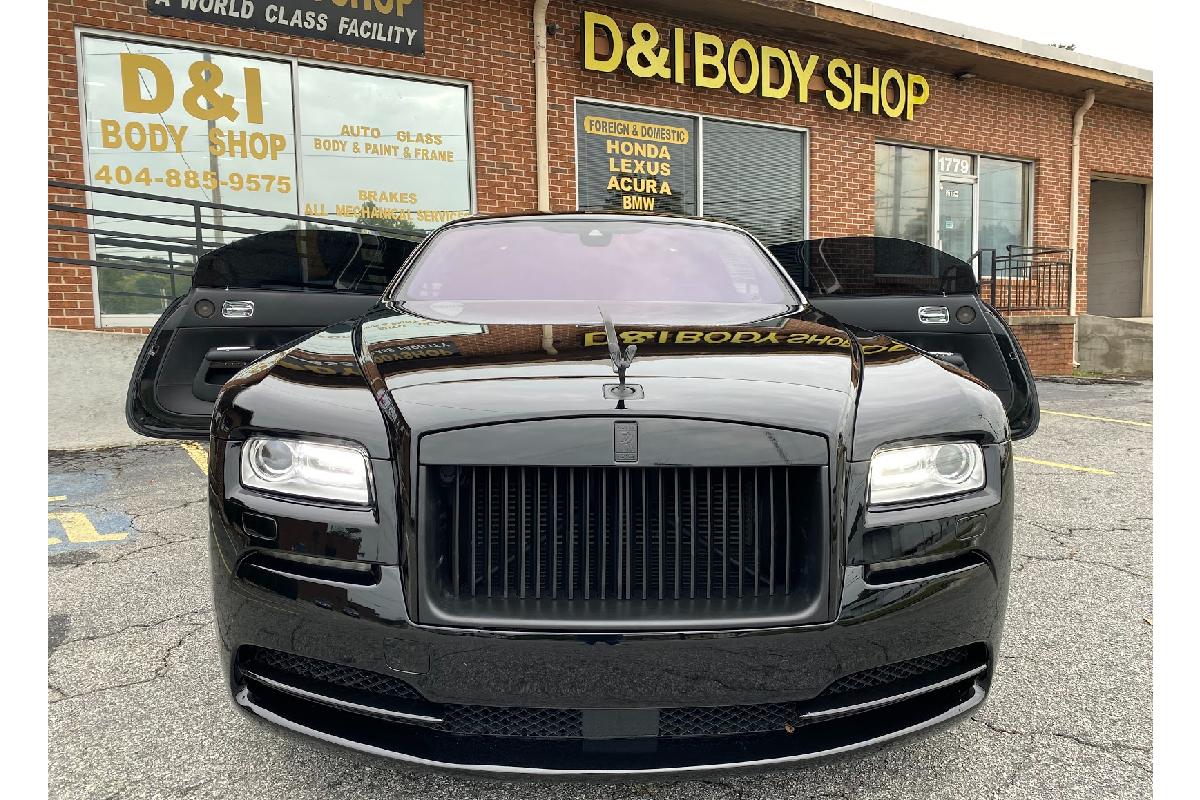 D&I Auto Body Shop Inc.