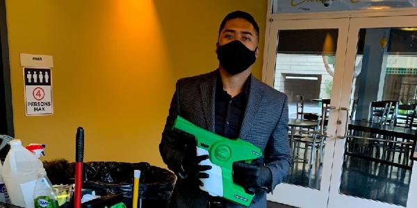 CleaningMaidSimple