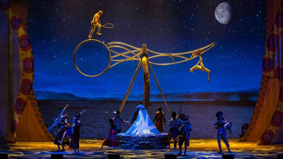 Cirque du Soleil Entertainment Group
